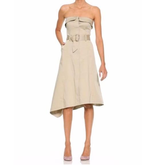 8101e2df558be Banana Republic Dresses   Nwt Strapless Utility Dress   Poshmark